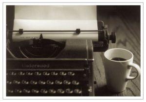 Antique Writer's Friends