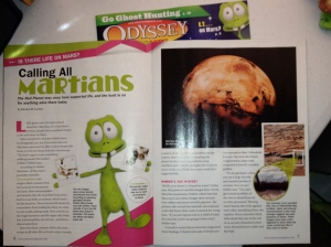 ODYSSEY (January 2014)