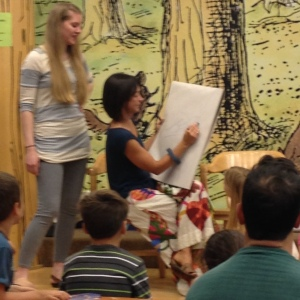Book launch at Barnes and Noble