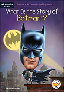What Is the Story of Batman? cover
