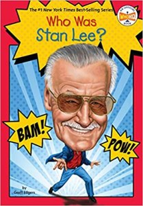 Who Was Stan Lee? cover