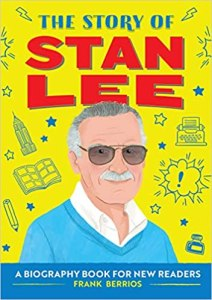 The Story of Stan Lee cover