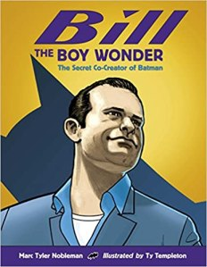 Bill: The Boy Wonder cover