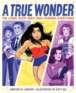 A True Wonder Book Cover