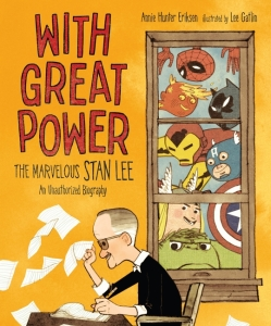 With Great Power Book