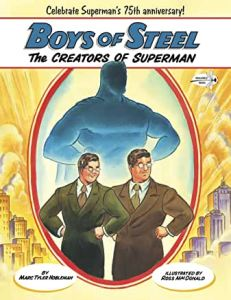 Boys of Steel Book Cover