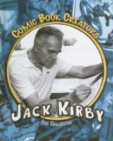 Jack Kirby book cover